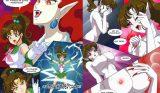 Sailor Moon Desnuda Comic Anime xxx