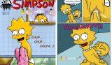 Porno Los Simpsons Lisa Follando Sexo Anal