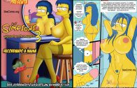 Los Simpsons xxx -incesto-bart-march-follando-cogiendo-sexo-desnuda-video-historieta-comic-los-simpsons-porno-follando-con-mama