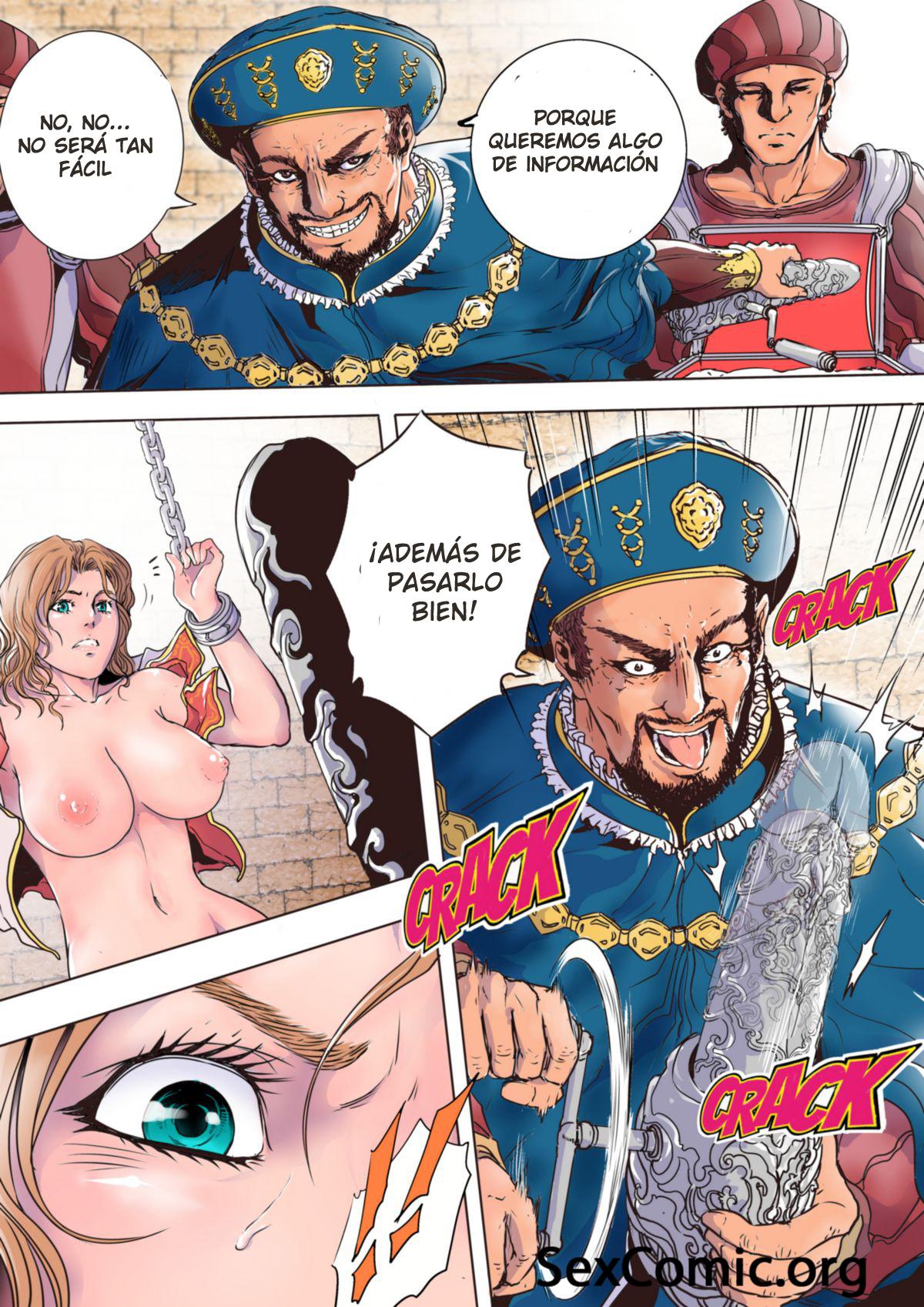 Assassin Creed Comic Porno xxx - En Castellano - Historias xxx - Mangas xxx - Hentai - Videos porno - Dibujos porno (4)