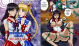 Historieta XXX de Sailor Moon HD