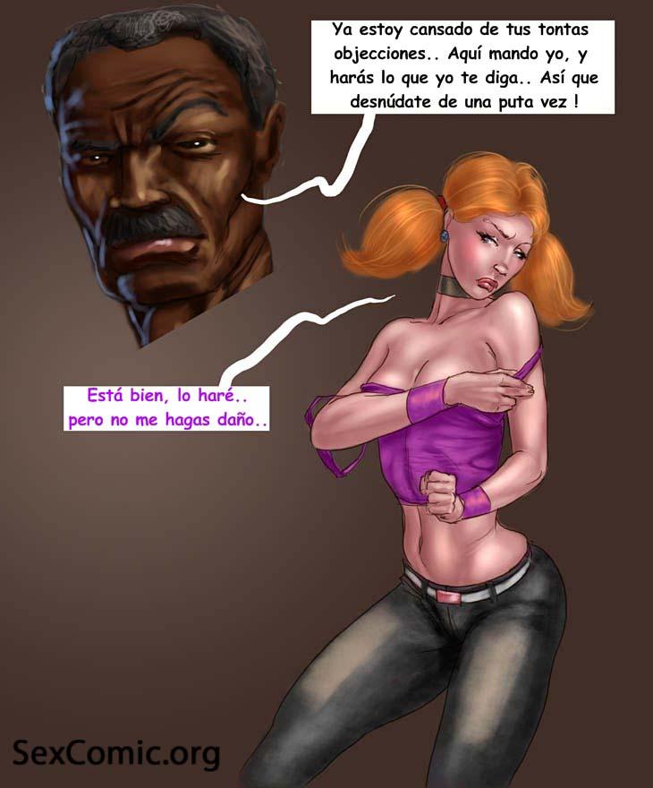 Policia Negro Tirandose a un par de Zorritas - putitas - hentai -manga eroticos - animes porno -historiasxxx - dibujos porno - videos porno hd (17)