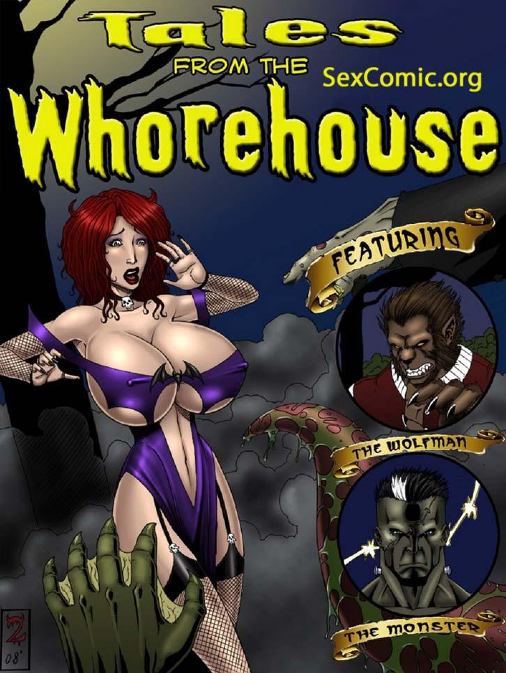 Historias sexuales con hombre lobo - Tales de whorehouse-hentai español-historias sexuales-dibujos xxx-mangas ful HD gratis (1)