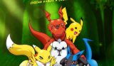 xxx sexo digimons vs pokemon
