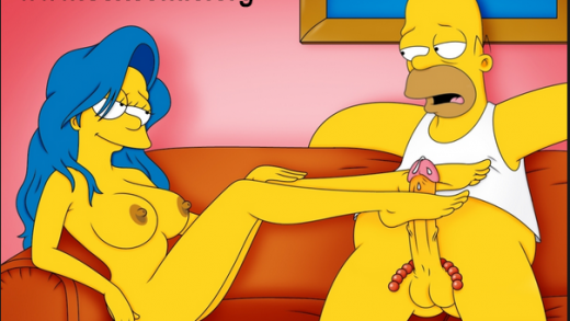 naked March simpson