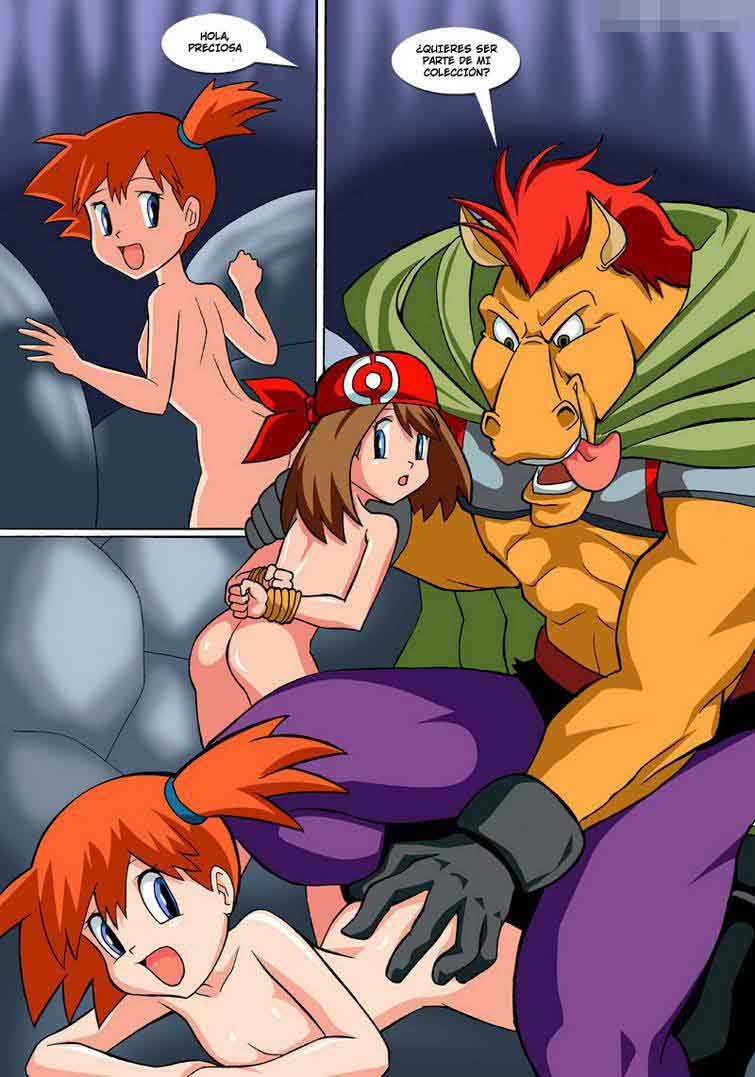 Pokemon Porno xxx Misty Follando con su Pokemon -comic-sexo-porno-pokemon-follando-atrapalos-todos-pokebolas-cogiendo (6)