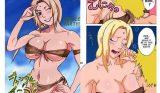 xxx Naruto Follando con la Jokage de Kanoha