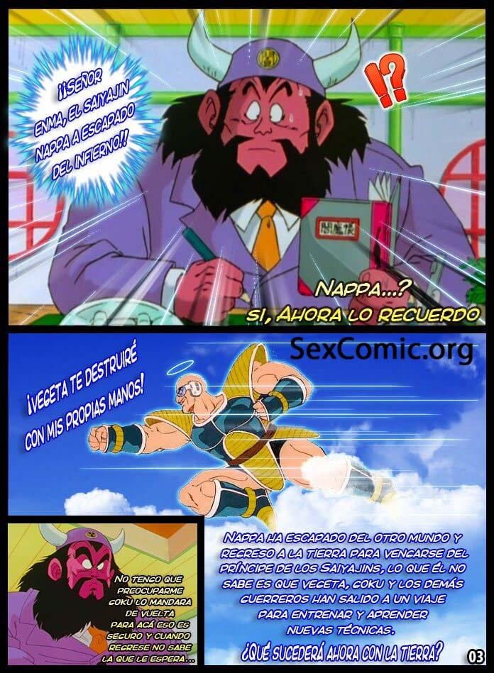 Dragon Ball XXX -Historias Heroticas - Mangas xxx - Hentai - videos porno (1)