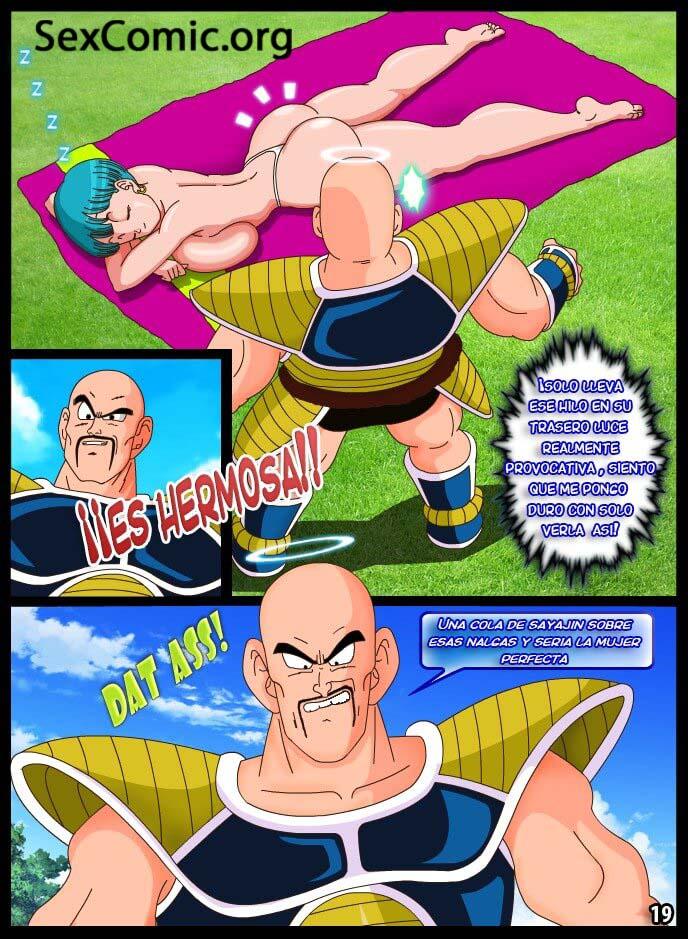 Dragon Ball XXX -Historias Heroticas - Mangas xxx - Hentai - videos porno  (17)