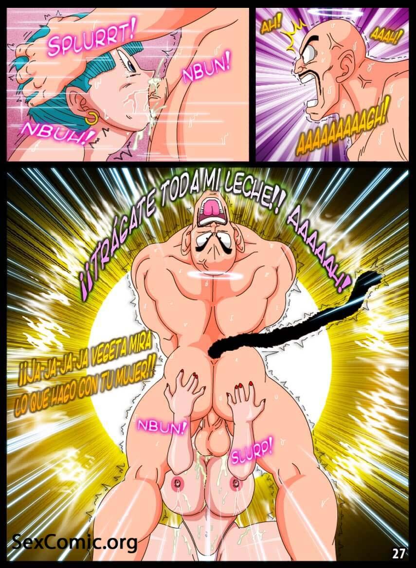 Dragon Ball XXX -Historias Heroticas - Mangas xxx - Hentai - videos porno (24)