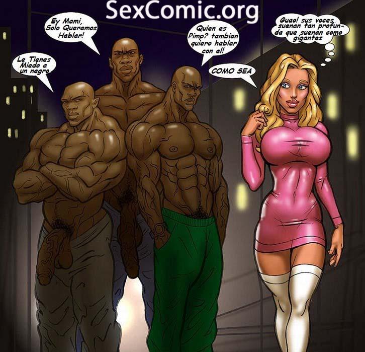 Negros Forzando una Puta xxx -videos xxx- manga xxx - dibujos porno - historias porno - historietas xxx gratis - hentai en español (4)