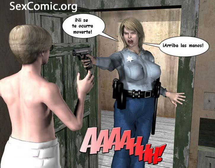 Ronda policial XXX - Hentai - Manga xxx - Historias Eroticas - Videos Porno Español - Dibujos xxx Gratis (3)