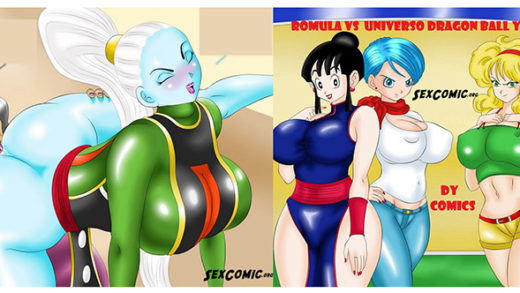 Dragon Ball Super xxx Vados y Bulma Follando