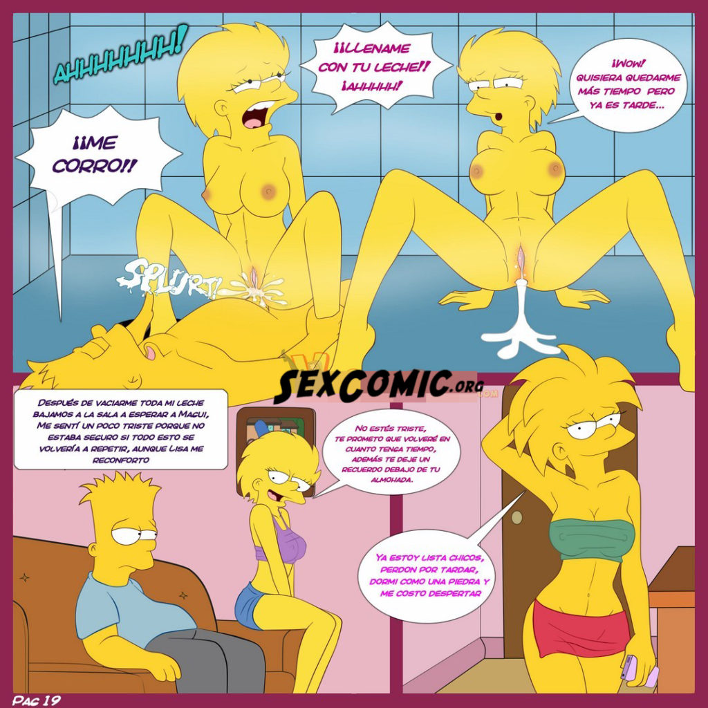 sex lisa ray sex lisa simpson comics