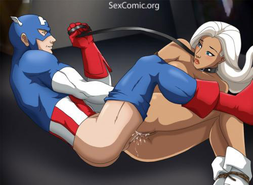 Hero marvel sex super