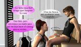comic xxx 3D seduciendo alas empleadas de mama