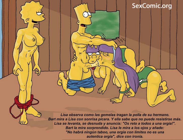 Video simpsons porn