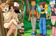 porno pokemon ash y misty follando down desnuda xxx comics